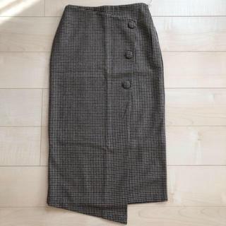 シールームリン(SeaRoomlynn)のラップタイトスカート(ひざ丈スカート)