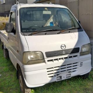 マツダ(マツダ)のマツダ スクラム 軽トラック(車体)