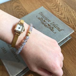 アガット(agete)の大幅値下げ★ロゼモン レディース 腕時計 スクエア(腕時計)