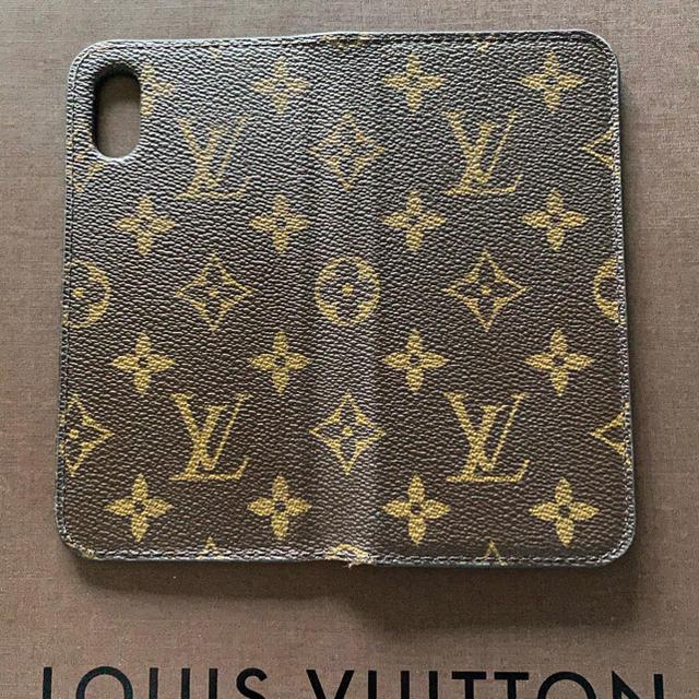 LOUIS VUITTON - ルイヴィトン iPhoneXケースの通販