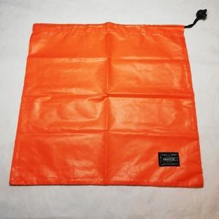 ヘッドポーター(HEADPORTER)のPORTER 保管 袋 ポーター ケース 収納 タンカー オレンジ(バッグパック/リュック)
