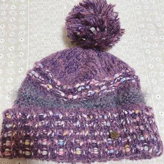 アナスイミニ(ANNA SUI mini)のアナスイミニ ニット帽(帽子)