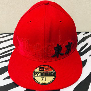 ニューエラー(NEW ERA)のcap1・ニューエラ・東京・全刺繍・ユニセックスサイズ(キャップ)