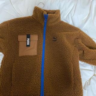 プーマ(PUMA)のPUMA ジャケット ジャンパー ボア コート 韓国 限定(ブルゾン)