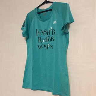 ニューバランス(New Balance)のNB 名古屋ウィメンズ フィニッシャー Tシャツ(Tシャツ(半袖/袖なし))