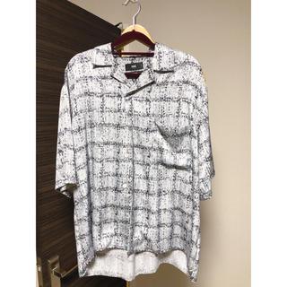 ハレ(HARE)のHARE オープンカラーシャツ(シャツ)