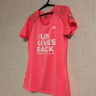 ニューバランス(New Balance)のNB 名古屋ウィメンズ チャリティー Tシャツ(Tシャツ(半袖/袖なし))