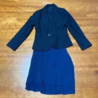 シューラルー(SHOO・LA・RUE)のSHOO LA RUE  セレモニー用ジャケットスカートセット(スーツ)
