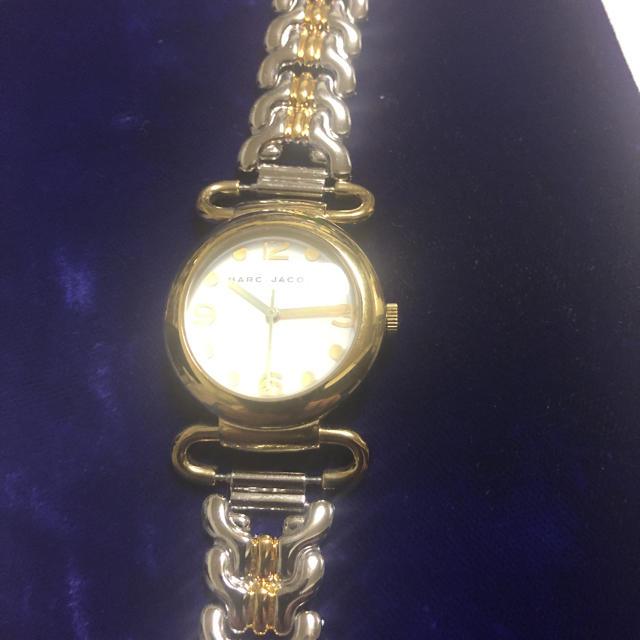 オリス偽物 時計 大丈夫 - MARC BY MARC JACOBS - 腕時計 レディース マークジェイコブス   ゴールド シルバーの通販