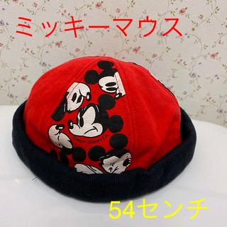 ミッキーマウス帽子54㌢(帽子)