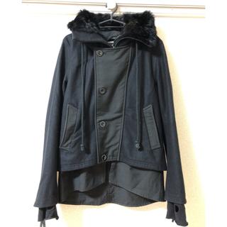 Edition - EditionとOKIRAKUのコラボGHOST レイヤードジャケット