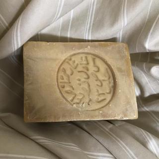 アレッポノセッケン(アレッポの石鹸)のアレッポの石鹼(ノーマル) 200g(ボディソープ/石鹸)