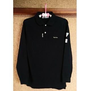 ポロクラブ(Polo Club)のレディース PoloClub 長袖 ポロシャツ ブラック(ポロシャツ)