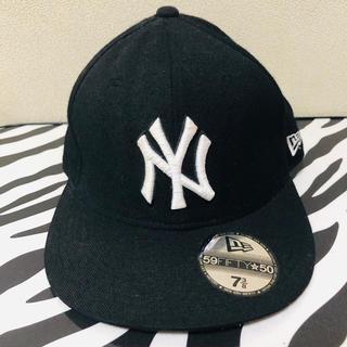 ニューエラー(NEW ERA)のcap12・ニューエラ・定番NY・ユニセックス(キャップ)