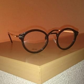 セリーヌ(celine)のセリーヌ 伊達眼鏡 美品(サングラス/メガネ)