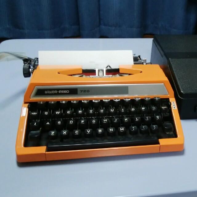 SEIKO(セイコー)のSEIKO タイプライター インテリア/住まい/日用品のオフィス用品(その他)の商品写真