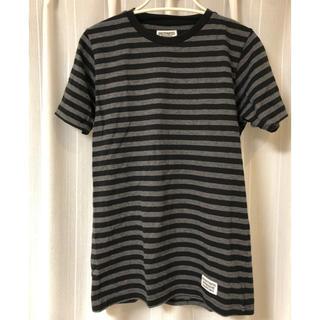 ワコマリア(WACKO MARIA)のWACKOMARIA ワコマリア ボーダー Tシャツ(Tシャツ/カットソー(半袖/袖なし))