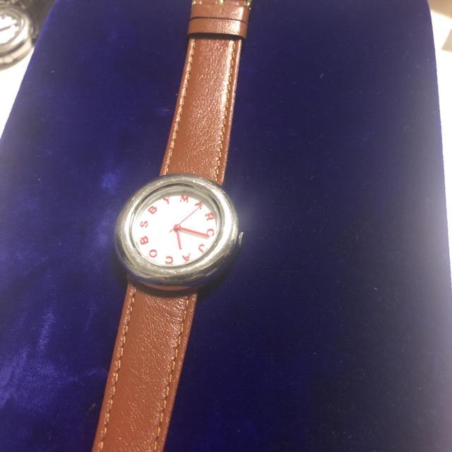 ロレックス スーパー コピー 時計 特価 、 MARC BY MARC JACOBS - 腕時計 レディース マークジェイコブス    ブラウンの通販