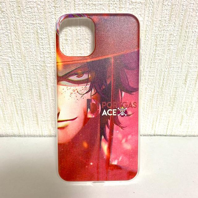ヴィトン 携帯ケース 赤 | 火拳のエース iPhone11pro スマホケースの通販 by マルコ's shop|ラクマ