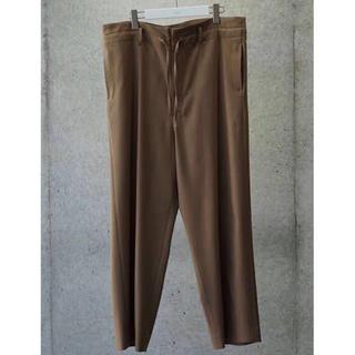 コモリ(COMOLI)の新品未使用 Yoke 19aw wide pajama pants(スラックス)