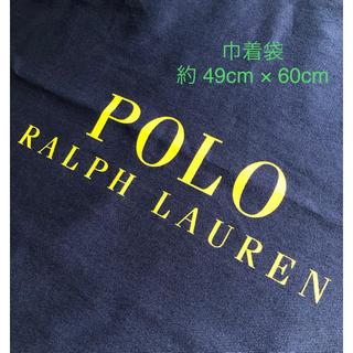 ポロラルフローレン(POLO RALPH LAUREN)のラルフローレン 巾着袋 大きめ(その他)