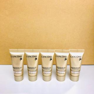 ランコム(LANCOME)のランコム アプソリュ プレシャス セル UV SPF50+ 5ml 計25ml(乳液/ミルク)