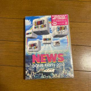 NEWS - ㉗NEWS DOME PARTY 2010 LIVE!LIVE!LIVE!DVD