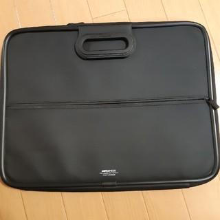 エレコム(ELECOM)のノートパソコンケース ファスナーポケット付き(ケース/バッグ)