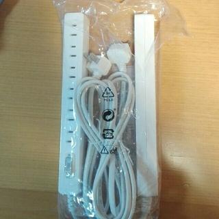 イケア(IKEA)のIKEA コップラ電源タップ6個口×2(その他)