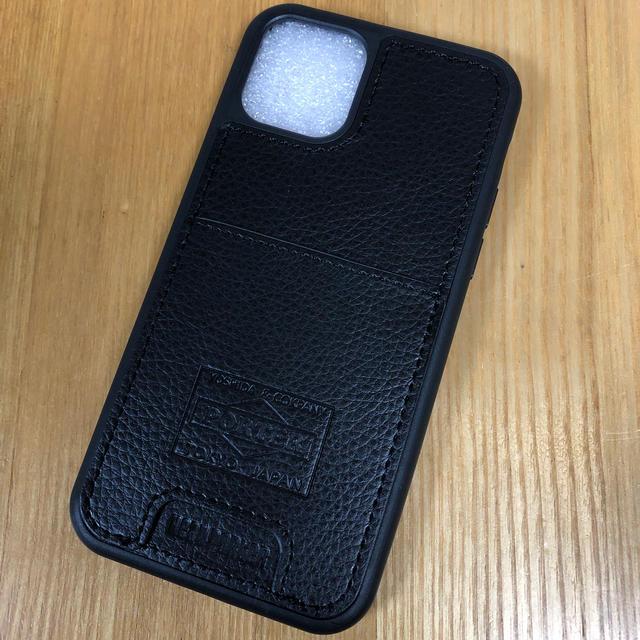 ヴィトン iphonexs ケース 人気 / 新品☆PORTER iPhone11pro ケース レザー 黒の通販 by たいママshop|ラクマ
