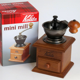 カリタ(CARITA)のカリタ Kalita コーヒーミル 手挽き ミニミル (その他)