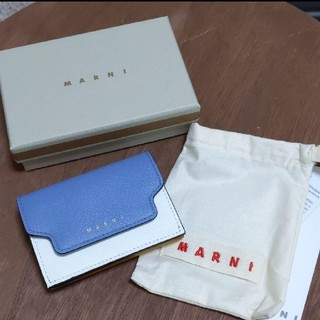 マルニ(Marni)のマルニ ミニ財布 三つ折り財布(折り財布)