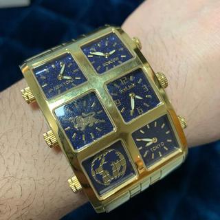 アヴァランチ(AVALANCHE)のICE LINK GENERATION BIG CASE ak-69(腕時計(アナログ))
