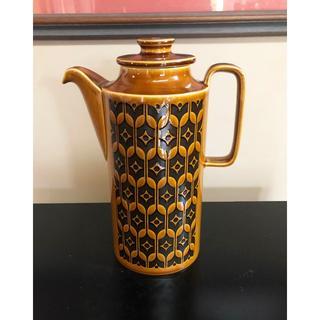 ホーンジー ヘアルームシリーズ イギリス コーヒーポット 花瓶(食器)
