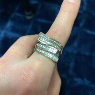 アヴァランチ(AVALANCHE)のavalanche  silver 925 リング 19号 ak-69(リング(指輪))