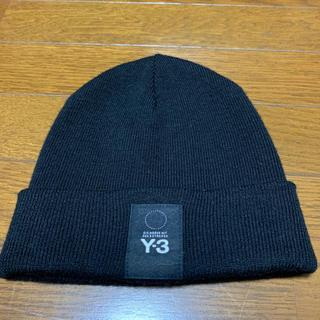 ワイスリー(Y-3)のY-3 ニット帽(ニット帽/ビーニー)