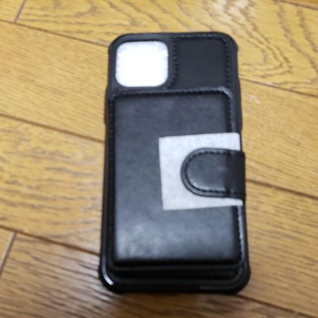 iphone 11 pro ケース ストラップホール | iPhone11Pro用 スマホケース黒の通販 by 凪's shop|ラクマ