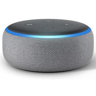 エコー(ECHO)のEcho Dot(第3世代) ヘザーグレー(スピーカー)