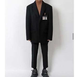 Balenciaga - scenerity wool jacket