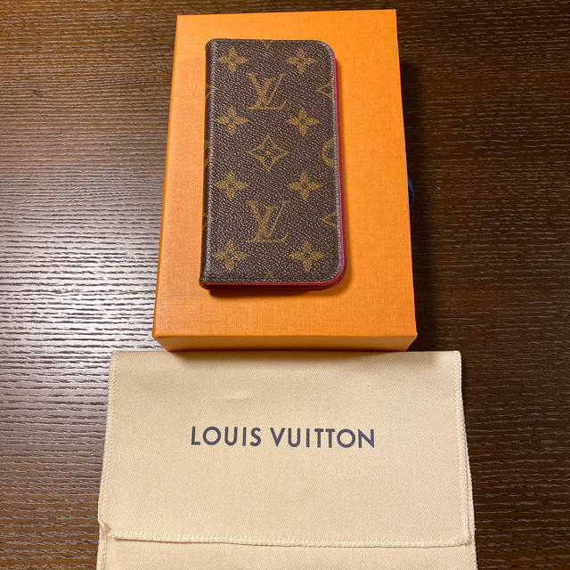 LOUIS VUITTON - 【nanako様専用】iPhoneXケース LOUIS VUITTON の通販