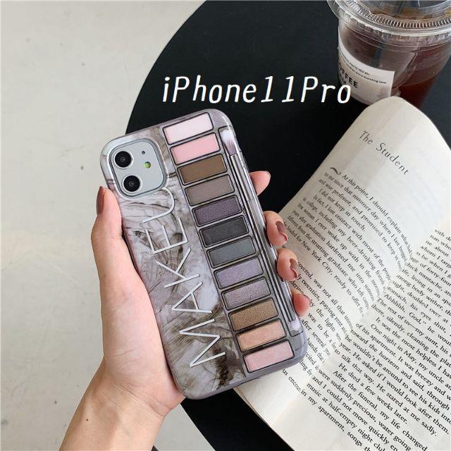 iphone8ケース ルイヴィトン - 大人気!iPhone11Pro パレット カバー ケース グレーの通販 by すわりん's shop|ラクマ