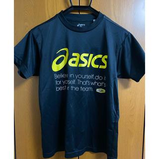 アシックス(asics)のasics Tシャツ レディースS(Tシャツ(半袖/袖なし))