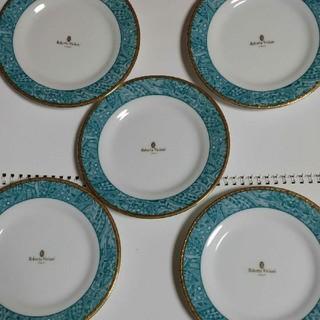 新品 高級 パーティー皿 5客セット(食器)