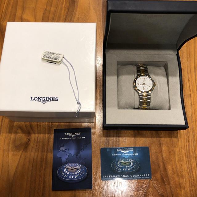 ロレックス トリドール スーパー コピー 、 LONGINES - ロンジン LONGINES 腕時計の通販