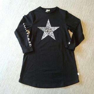 コンバース(CONVERSE)のCONVERSE  ロゴスタートップス 130㎝(Tシャツ/カットソー)