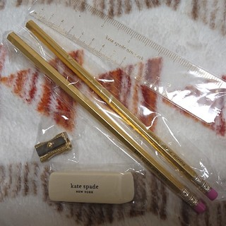 ケイトスペードニューヨーク(kate spade new york)の専用です☘️ケイト・スペード 筆記用具(ペン/マーカー)