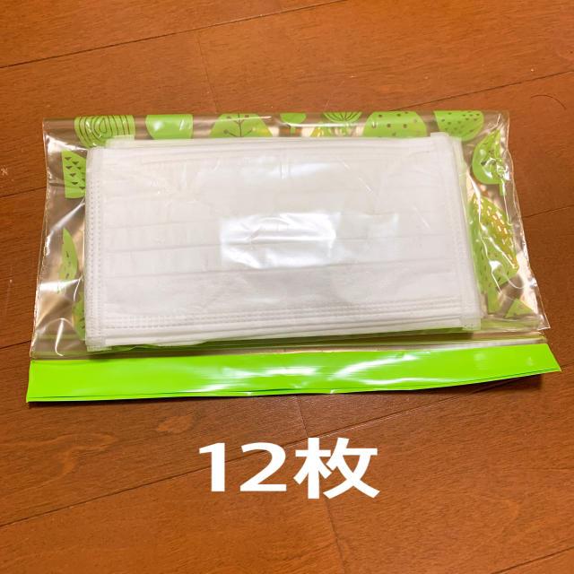 マスク 通販 おしゃれ | マスク 12枚の通販 by ヒゲナベ's shop