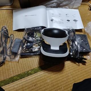 プレイステーションヴィーアール(PlayStation VR)のpsvr ps4 CUH-ZVR2(家庭用ゲーム機本体)