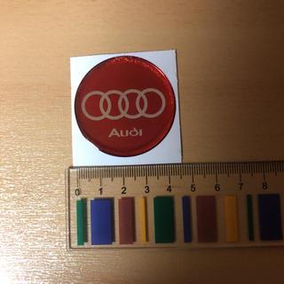 アウディ(AUDI)のアウディ Audi マーク ホログラム エンブレム クワトロ  バイエルン(車外アクセサリ)