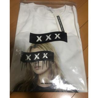 ジィヒステリックトリプルエックス(Thee Hysteric XXX)のgod selection Tシャツ(Tシャツ/カットソー(半袖/袖なし))